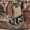 Beans Milk Cider - wood engraving