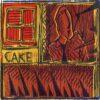 Cake - wood cut