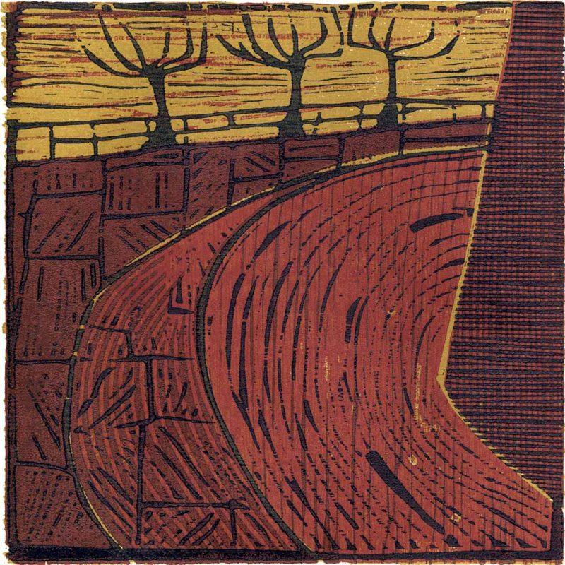 Trees - wood cut
