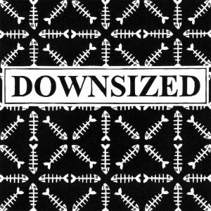 Downsized - a book by Neil Bousfield - cover image