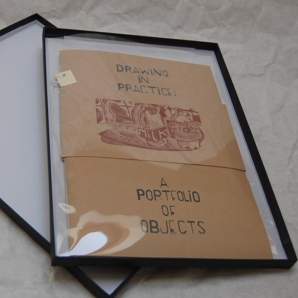 A Portfolio of Objects - a folio of original engravings by Neil Bousfield