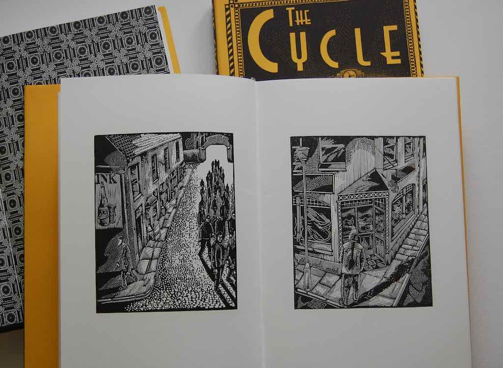 The Cycle - a novel without words