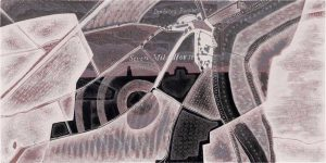 The Broads engraving #1 - Neil Bousfield